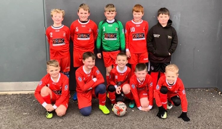 U10 Blacks (Year 5)